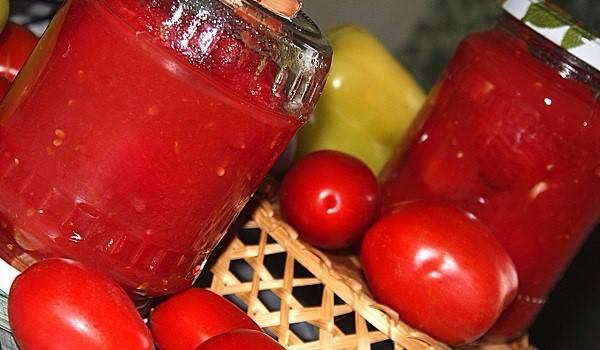 Огурцы помидоры в собственном соку на зиму рецепты